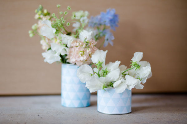 Printable DIY Tins Cans Wedding Centrepieces Vintage Geometric Pastel Hip Hip Hooray_Claire Graham Photography-12