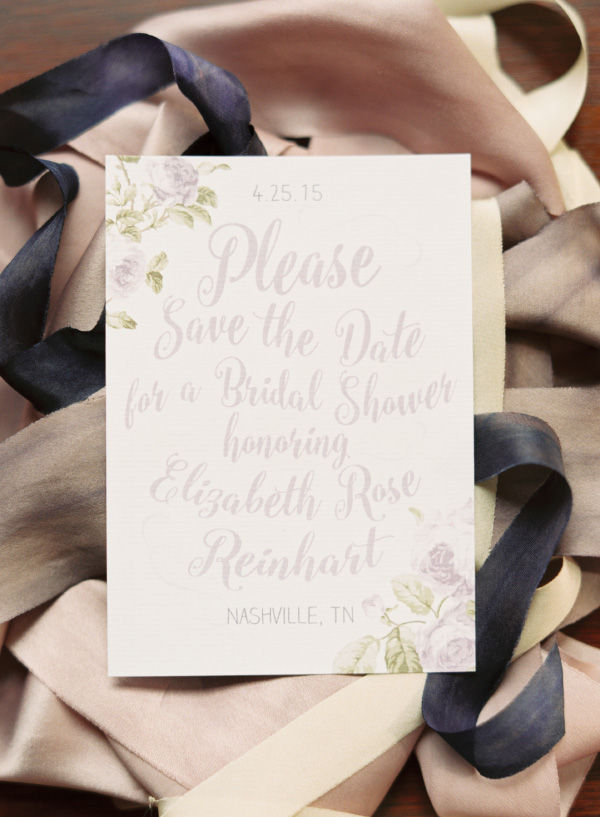lavender lilac bridal shower wedding invitations save the dates and stationery photo shoot9