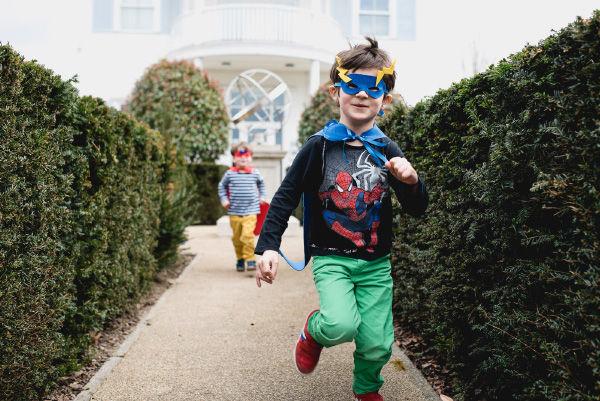 family of superheroesLR-0118