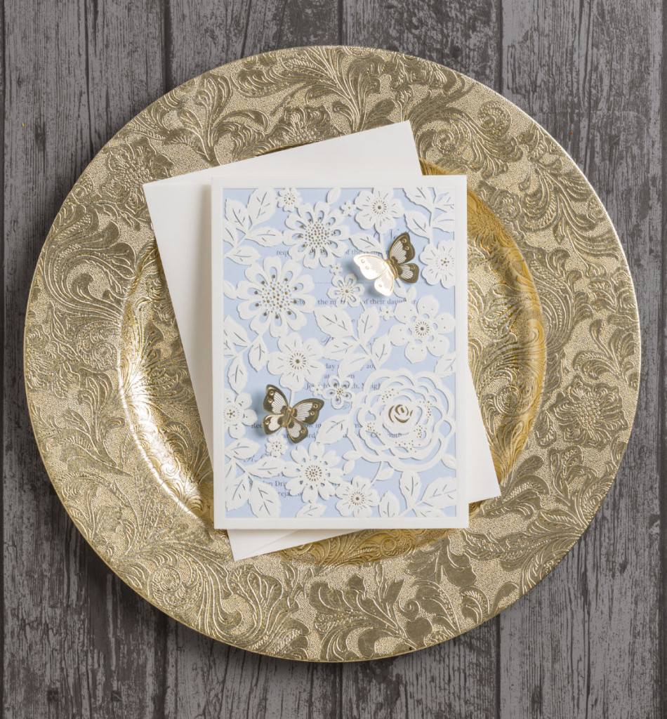 Ivory-lace-floral-laser-cut-butterflies-butterfly-gold-foil-pocket-wedding-invitations-invites-pastel-duck-egg-baby-blue-1