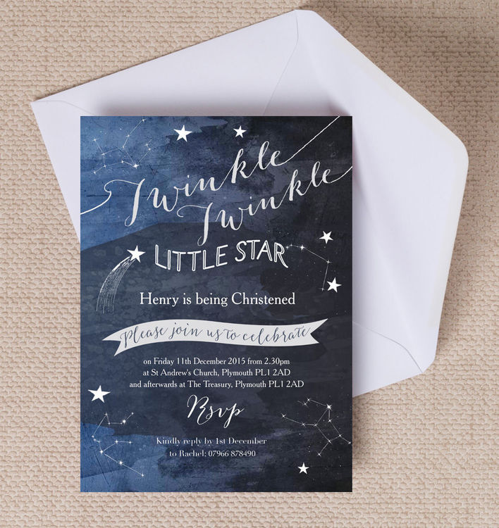Twinkle-Twinkle-Little-Star-Personalised-Christening-Baptism-Invitations-Invites-Printbale-Printed3