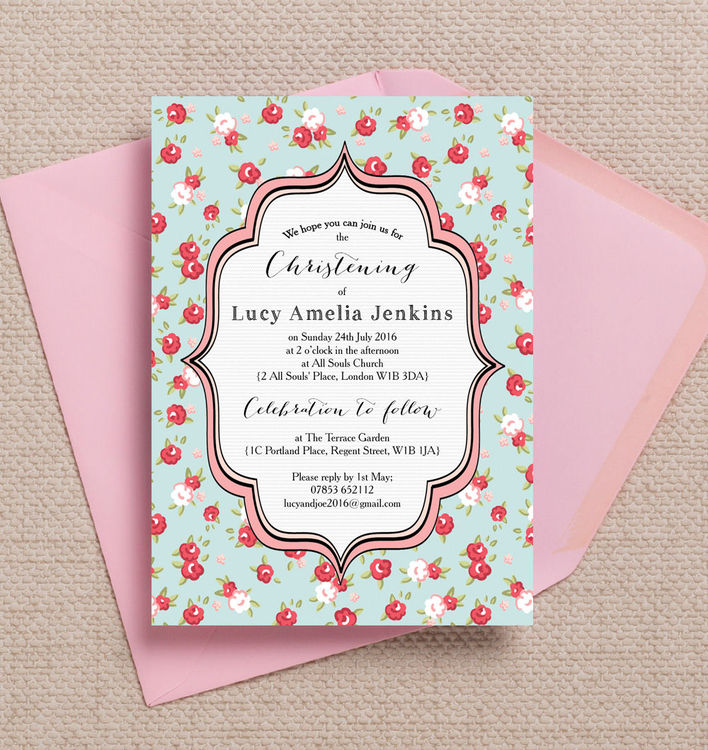 Vintage-Rose-Shabby-Chic-Personalised-Christening-Baptism-Invitation2
