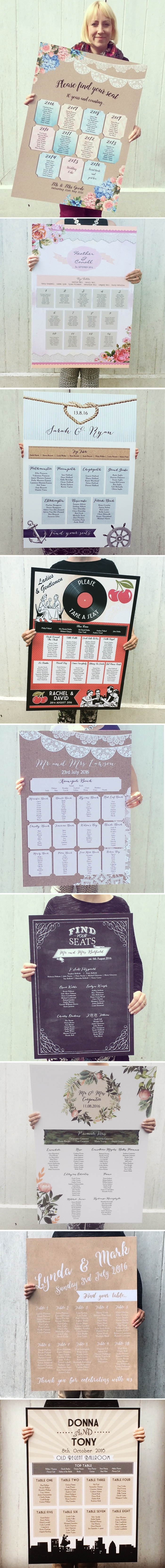 Wedding_Table_Seating_Plan_Chart_Board_Poster_Print_Ideas_Inspiration_Designs_DIY_Printable_Download_