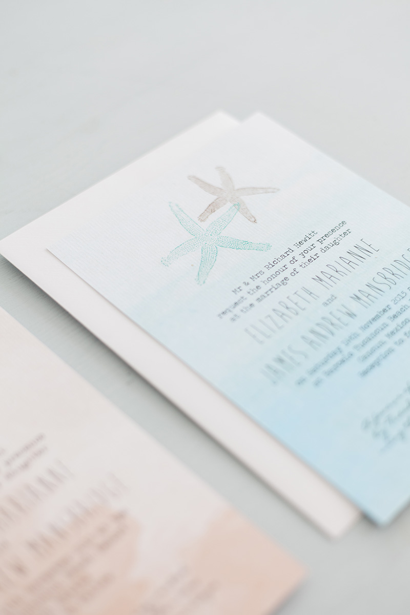 Cyprus Themed Wedding Stationery & Invitations