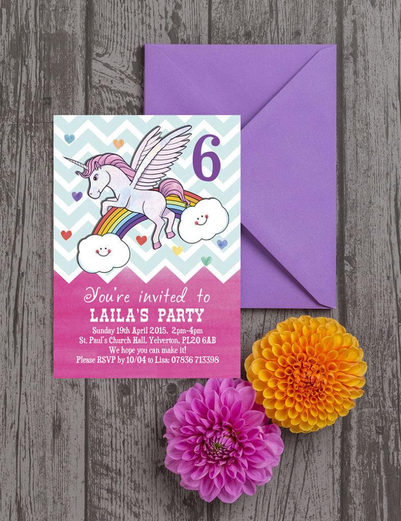 Unicorn Themed Birthday Party Ideas Inspiration