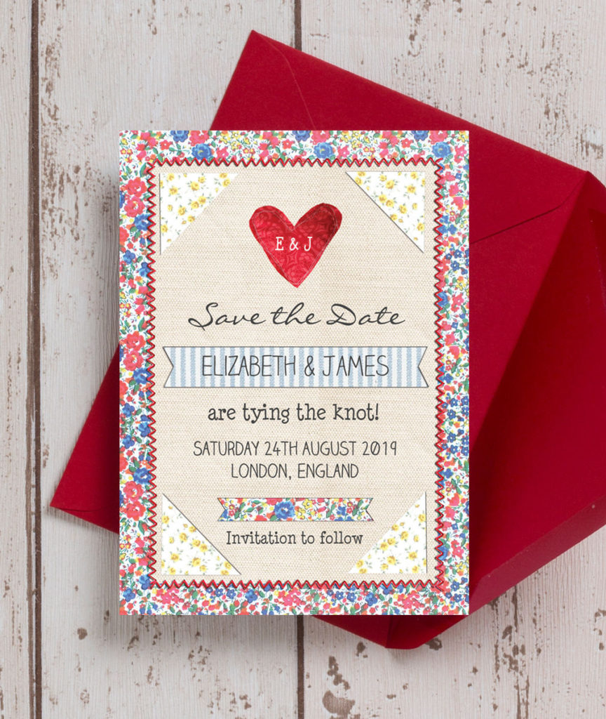 12 Of The Best Rustic Save The Dates