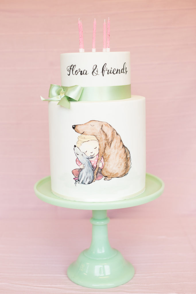pet rescue themed kids birthday party inspiration