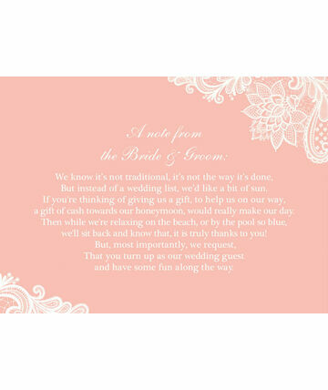 Wedding Gift List Next : Poems For Wedding Invitations Gift List Wedding Invitation Ideas