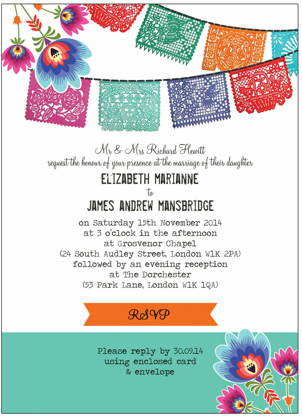Invitation Ideas For A Summer Wedding