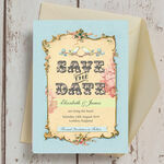 Pastel Pretty Save the Date additional 3