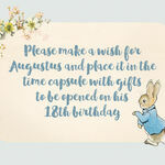 Beatrix Potter Peter Rabbit Sign additional 1