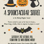 Spooktacular Personalised Halloween Party Invitation additional 4