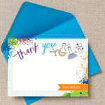 Mad Science Thank You Cards additional 1