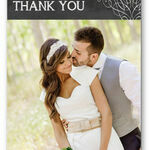 Chalkboard Thank You Card additional 1