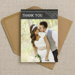 Chalkboard Thank You Card additional 2
