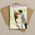 Country Textiles Thank You Card additional 2
