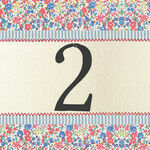 Country Textiles Table Number additional 1