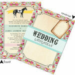 Day at the Races Wedding Invitation additional 3