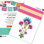 Mexican Fiesta Wedding Invitation additional 3