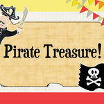 Pirate Party Party Sign/Poster additional 1