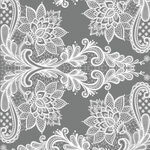 Romantic Lace Pattern Sheet/Envelope Liner additional 1