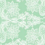 Romantic Lace Pattern Sheet/Envelope Liner additional 3