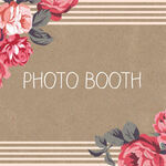 Rustic Floral Sign/Poster additional 4