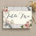 Sweet Vintage Table Name additional 2