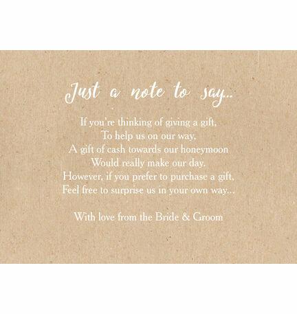 Wedding List Poems Underntanacountryinn