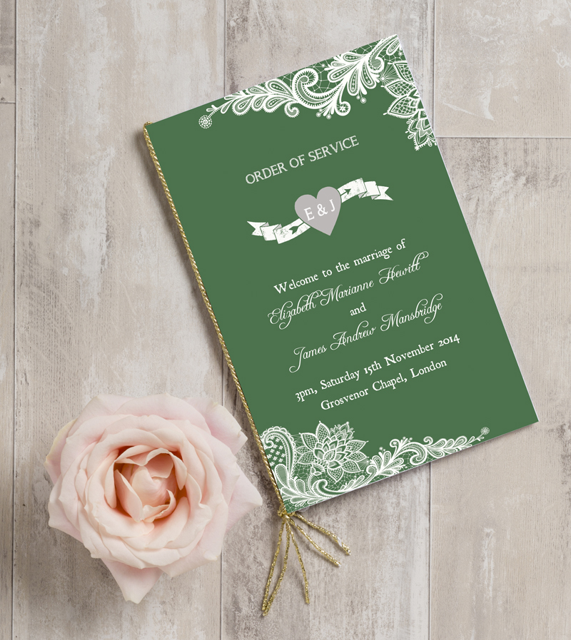 Green Dreaming - Emerald Wedding & Party Inspiration