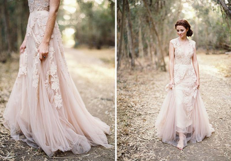 Wild and Enchanted Garden Wedding Inspiration